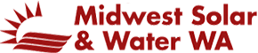 MidWest Solar and Water WA Plumbing Logo