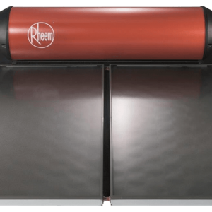 Rheem Roof Solar Red